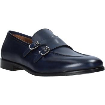 Pantofi Bărbați Mocasini Rogers 1016_5 Albastru