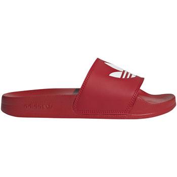 Pantofi Copii Șlapi adidas Originals FU9179 Roșu