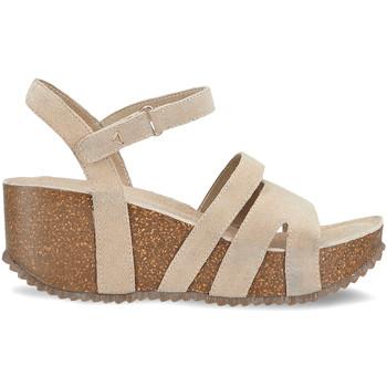 Pantofi Femei Sandale  Docksteps DSE106442 Bej