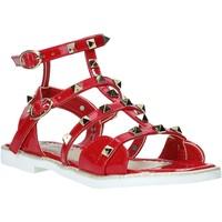Pantofi Fete Sandale  Joli JT0079S Roșu