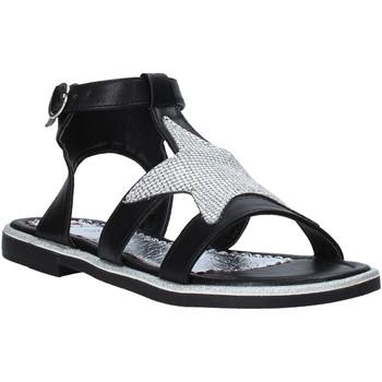 Pantofi Fete Sandale  Joli JT0082S Negru