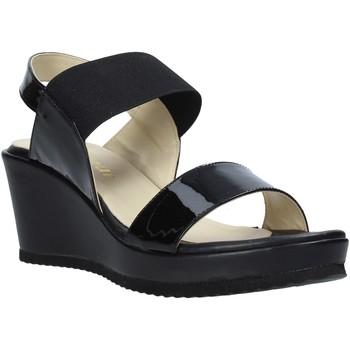 Pantofi Femei Sandale  Esther Collezioni ZB 112 Negru