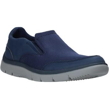 Pantofi Bărbați Pantofi Slip on Clarks 26140336 Albastru