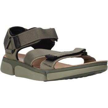 Pantofi Bărbați Sandale  Clarks 26139564 Verde