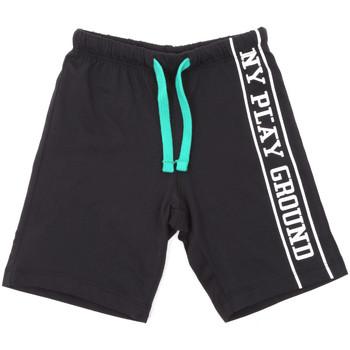 Îmbracaminte Copii Pantaloni scurti și Bermuda Melby 70F5574 Negru