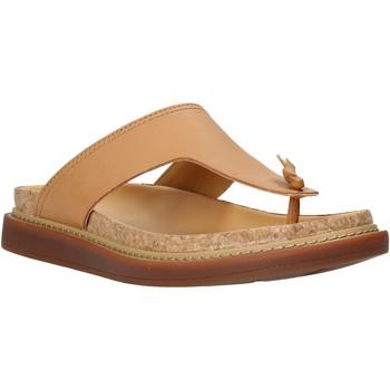 Pantofi Femei  Flip-Flops Clarks 26139416 Maro