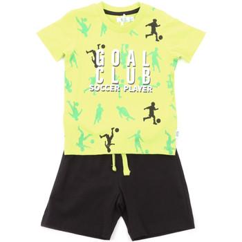 Îmbracaminte Băieți Compleuri copii  Melby 90L9100 Verde
