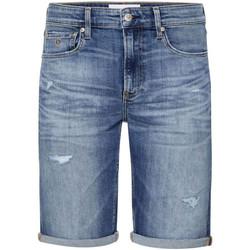 Îmbracaminte Bărbați Pantaloni scurti și Bermuda Calvin Klein Jeans J30J315356 Albastru