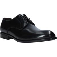 Pantofi Bărbați Pantofi Derby Exton 1394 Negru