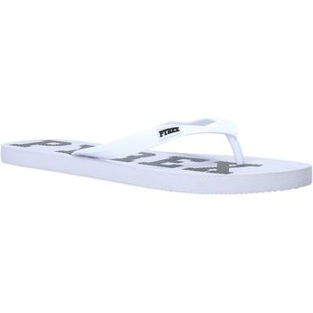 Pantofi Femei  Flip-Flops Pyrex PY020163 Alb