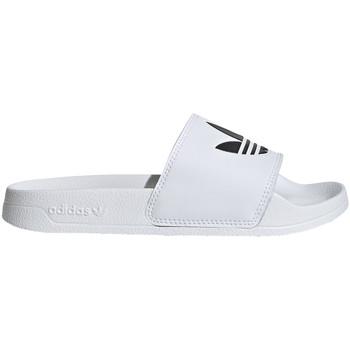 Pantofi Copii Șlapi adidas Originals EG8272 Alb