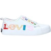 Pantofi Copii Pantofi sport Casual Levi's VBET0003T Alb