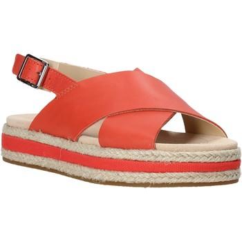 Pantofi Femei Sandale  Clarks 26139246 Roșu
