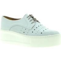 Pantofi Femei Pantofi Derby Maritan G 210218 Alb