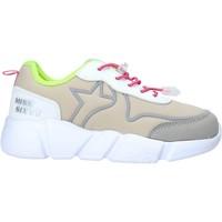 Pantofi Fete Pantofi sport Casual Miss Sixty S20-SMS738 Gri