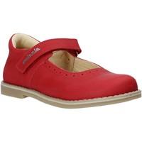 Pantofi Fete Balerin și Balerini cu curea Melania ME2139D0S.G Roșu