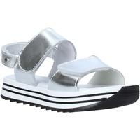 Pantofi Fete Sandale  Melania ME6109F0S.C Argint