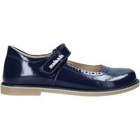 Pantofi Fete Balerin și Balerini cu curea Melania ME2139D0S.A Albastru