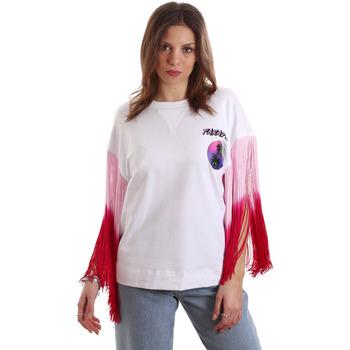 Îmbracaminte Femei Tricouri mânecă scurtă Versace B2HVB71511701003 Alb