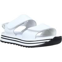 Pantofi Fete Sandale  Melania ME6109F0S.A Alb
