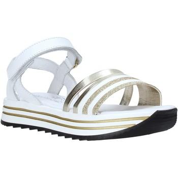 Pantofi Fete Sandale  Melania ME6099F0S.B Alb