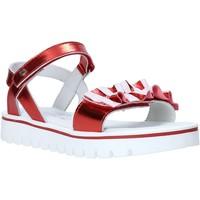 Pantofi Fete Sandale  Melania ME6044F0S.C Roșu
