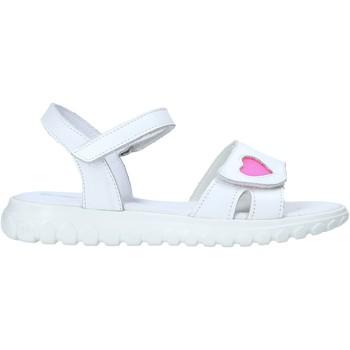 Pantofi Fete Sandale  Melania ME6070F0S.A Alb