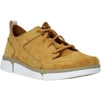 Pantofi Bărbați Pantofi sport Casual Clarks 26139571 Galben