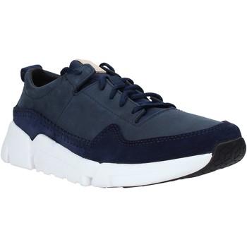 Pantofi Bărbați Pantofi sport Casual Clarks 26141432 Albastru