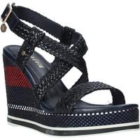 Pantofi Femei Sandale  Gold&gold A20 GJ346 Albastru