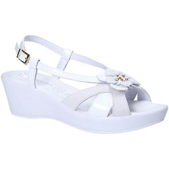 Pantofi Femei Sandale  Susimoda 269743 Alb