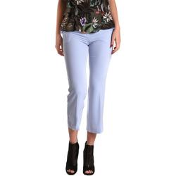Îmbracaminte Femei Pantaloni trei sferturi Gaudi 811FD25026 Albastru