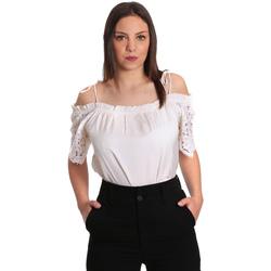 Îmbracaminte Femei Topuri și Bluze Gaudi 811FD45011 Bej