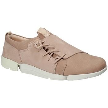 Pantofi Femei Pantofi sport Casual Clarks 131761 Roz