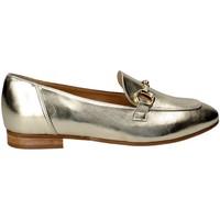 Pantofi Femei Mocasini Grace Shoes 1725 Galben