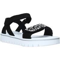 Pantofi Fete Sandale  Melania ME6043F0S.A Negru