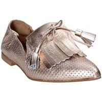 Pantofi Femei Mocasini Mally 6190 Roz