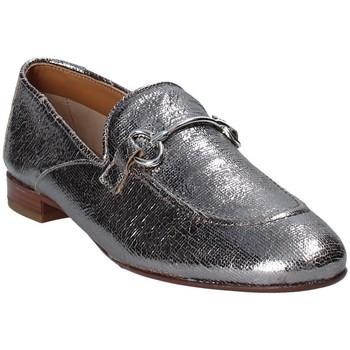 Pantofi Femei Mocasini Mally 6105 Gri