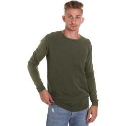 Îmbracaminte Bărbați Pulovere Sseinse ME1510SS Verde