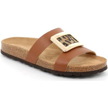 Pantofi Femei Papuci de vară Grunland CB2466 Maro