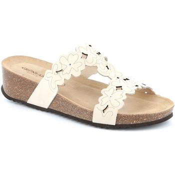 Pantofi Femei Papuci de vară Grunland CB2491 Alb
