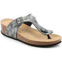 Pantofi Femei  Flip-Flops Grunland CB2493 Negru