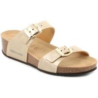 Pantofi Femei Papuci de vară Grunland CB2494 Bej