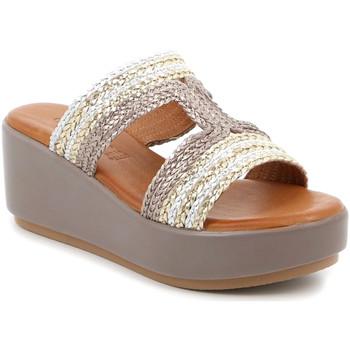 Pantofi Femei Papuci de vară Grunland CI2853 Bej