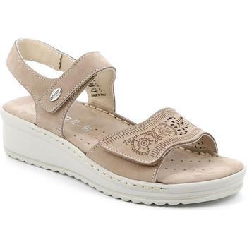 Pantofi Femei Sandale  Grunland SA2580 Bej