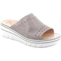 Pantofi Femei Papuci de vară Grunland CE0706 Gri