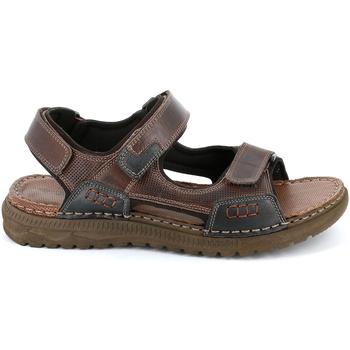 Pantofi Bărbați Sandale  Grunland SA2526 Maro