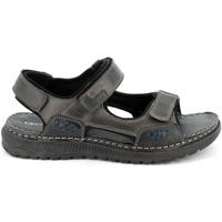 Pantofi Bărbați Sandale  Grunland SA2526 Negru