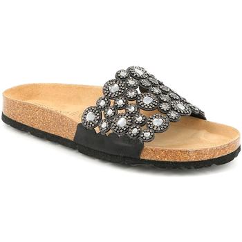 Pantofi Femei Papuci de vară Grunland CB2460 Gri