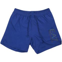 Îmbracaminte Bărbați Maiouri și Shorturi de baie Ea7 Emporio Armani 902000 0P738 Albastru